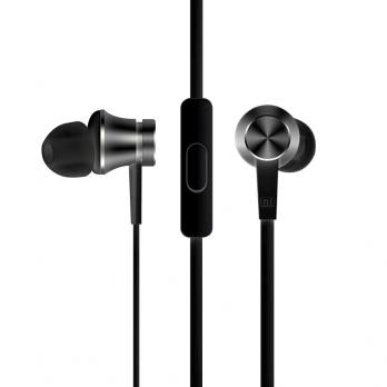 Наушники Xiaomi Mi Piston Basic Edition In-Ear Headphones (Черный)