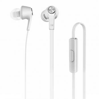 Наушники Xiaomi Mi Piston Basic Edition In-Ear Headphones (Белый)