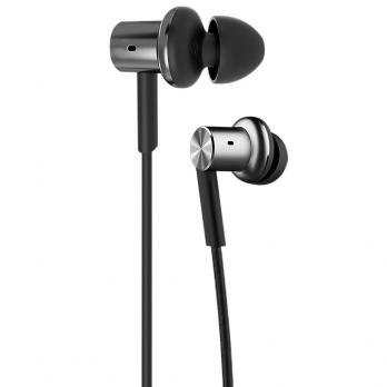 Наушники Xiaomi Hybrid Dual Drivers Earphones Piston 4  (Серебристый)