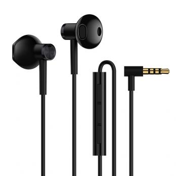 Наушники Xiaomi Mi Dual-Unit Semi-in-Ear  (Черный)