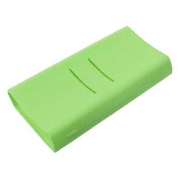 Чехол Xiaomi Silicone Case для Power Bank 2 20000 mAh (Зеленый)